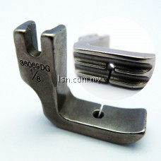 36069L DG 1/8 Piping Foot ( Double Groove )