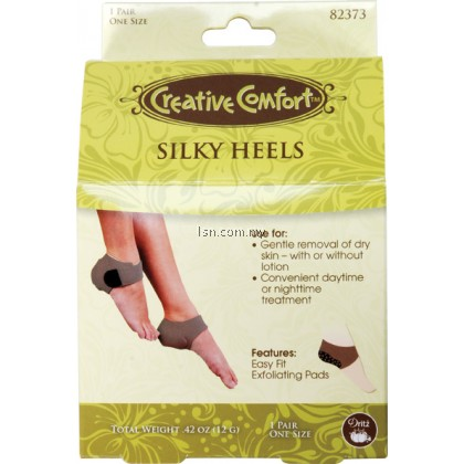 Silky Heels