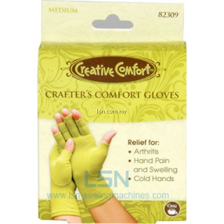 Crafter's Comfort Glove (Medium)
