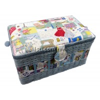 Prym Sewing Basket Size M/PR-05