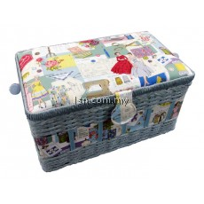 Prym Sewing Basket Size M/PR-05