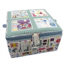 Prym Sewing Basket Size M/PR-06
