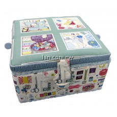 Prym Sewing Basket Size M/PR-06