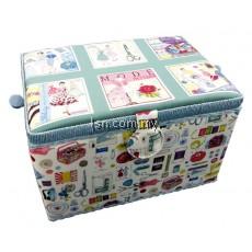 Prym Sewing Basket Size L/PR-01
