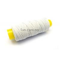 Elastic Thread (Small, White)