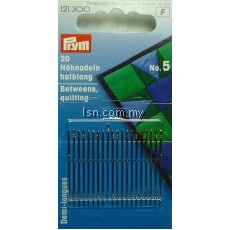 Hand Sewing Needles betweens 5  0.80x35 mm