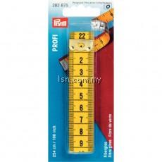 Tape Measure Profi fibreglass 254cm 100inch