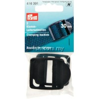 Clamping buckles plastic 30mm black