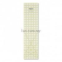 Omnigrip non-slip ruler 6 x 24 inch angles