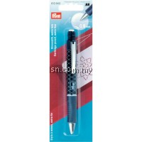 Cartridge pencil with 2 cartridges white