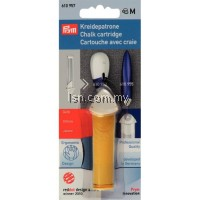Chalk cartridge yellow ergonomic
