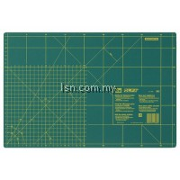 Cutting Mat for rotary cutters with cm/inch scale 45x30 cm (18x12inch)