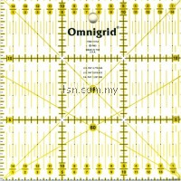Universal Ruler with cm scale 15 x 15 cm angles