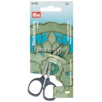 Professional Embroidery Scissors HT bent 4'' 10 cm