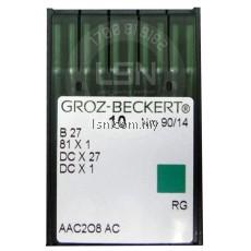 Groz-Beckert Needle DC x 27 90/14