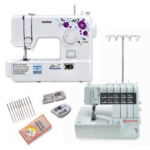 Home Sewing Machines, Parts & Accessories