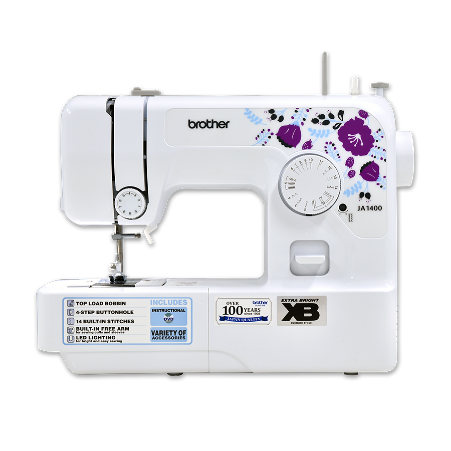 Machine Parts Product : Lsn brother ja xb sewing machine enhanced edition